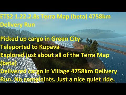 Terra map (beta)