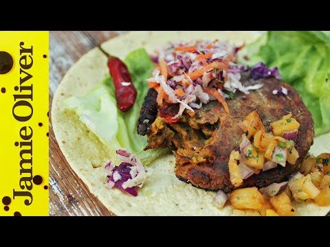 Vegan Burger | Tim 'Livewire' Shieff