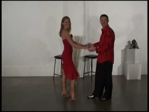 como bailar salsa (TUTORIAL) para principiantes pasos basicos