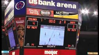 Cincinnati Cyclones 2010 Education in Hockey Day Recap
