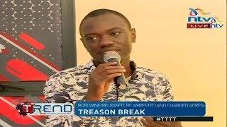 Video TTTT: Bobi Wine released, re-arrested and charged afresh MP3, 3GP, MP4, WEBM, AVI, FLV Oktober 2018