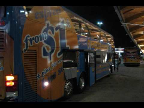 $1 One-Way by bus From Toronto to New York City with NeOn Bus and Megabus