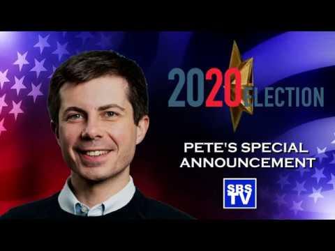 SBS-TV: Pete Buttigieg Presidential Announcement (Full Speech)