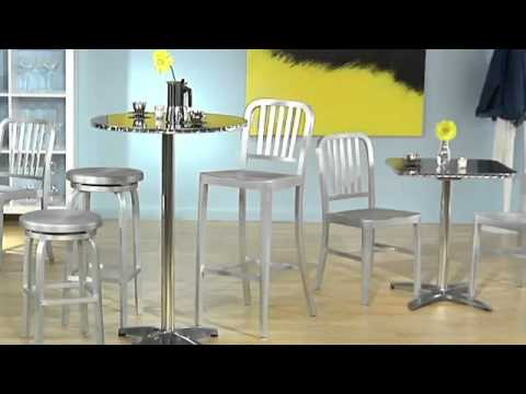 Video for Cafe Counter Chair