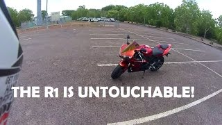 1. 2006 Yamaha YZF-R1 | FIRST BIG BIKE!
