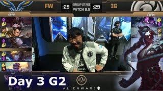 Video Flash Wolves vs Invictus Gaming | LoL MSI 2019 Group Stage Day 3 | FW vs IG MP3, 3GP, MP4, WEBM, AVI, FLV Agustus 2019