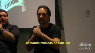 Em passagem pelo Brasil, a banda conversou sobre política, seu novo disco recém-lançado e a entrada baterista Dave Lombardo (ex-Slayer).