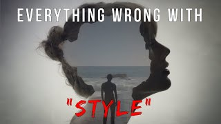 """Everything Wrong With Taylor Swift - """"Style"""""""