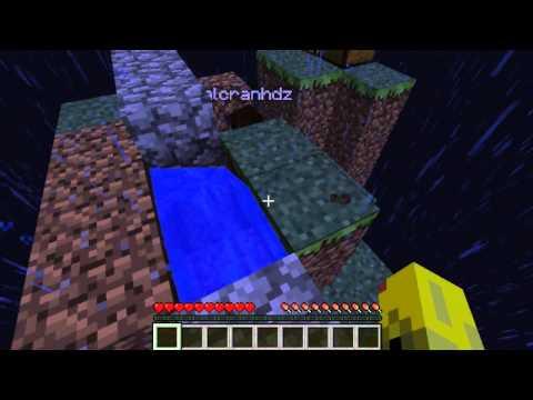 """Minecraft Skyblock: Ep. 2 Te deben decir """"El Chistoso""""!"""