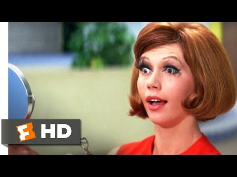 How to Succeed in Business Without Really Trying (1967) - Working Girls Scene (1/10) | Movieclips