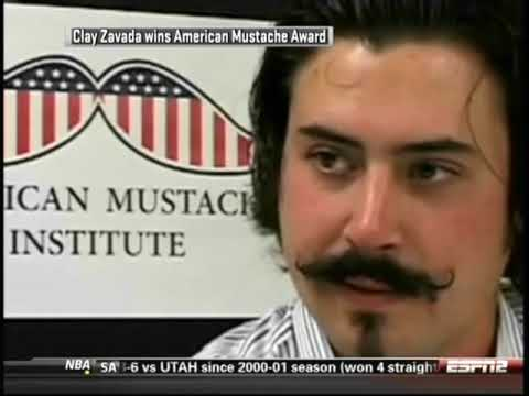 Clay Zavada - Dr. Aaron Perlut's hard-hitting interview with Clay Zavada, the recipient of the 2009 Robert Goulet Memorial Mustached American of the Year Award from the Am...