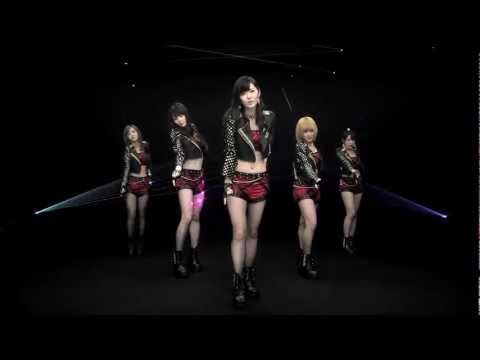 ℃-ute 『Crazy 完全な大人』 (Dance Shot Ver.)