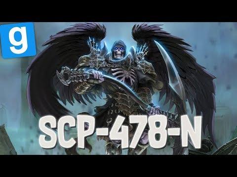 Garrys Mod - SCP RP // SCP-478-N LE VOLEUR D'ÂMES ! Garry's Mod