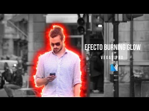 Efecto burning glow. Vegas pro. Un efecto super sencillo para videos musicales