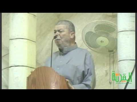 خطبة الجمعة لفضيلة الشيخ عبد الله 24/8/2012