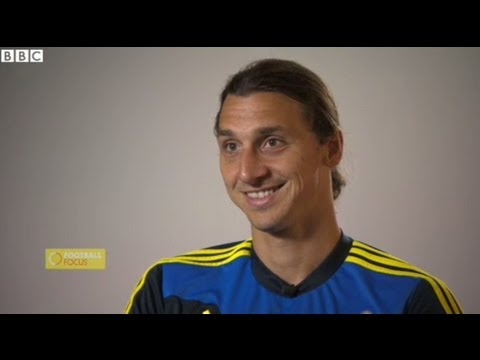 'Mourinho Made Me a Lion' - Ibrahimovic