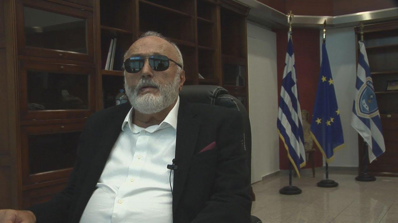 Αποκλειστική συνέντευξη στο ΑΠΕ του Υπουργού εμπορικής Ναυτιλίας Π.Κουρουμπλή