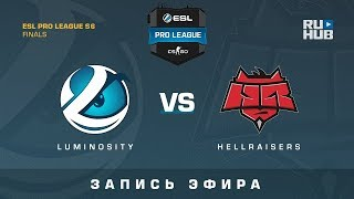 Luminosity vs Hellraisers - ESL Pro League Finals - de_cache [yXo, Enkanis]