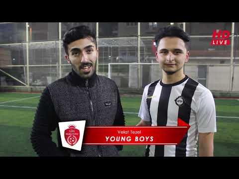 Young Boys-Beyaz Siyah Yakalılar Basın Toplantısı