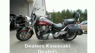 2. 2009 Kawasaki Vulcan 2000 Classic - Specification