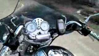 10. 1998 moto guzzi california ev 1100