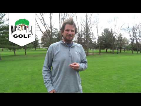 Maple Hill Golf - Golfwith Smart Marker GPS Unit Review