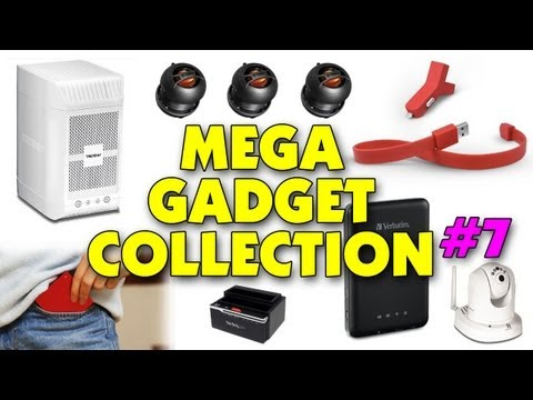 davomrmac - Mega Gadget Collection #7 - Superb Tylt Design Cheap NAS & More ... wow !!! we have a superb gaggle of gadgets for you in this video. Charge your devices in ...