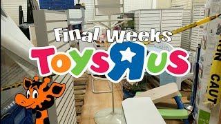 Video Toys R Us Closing - Final Weeks - End of an era MP3, 3GP, MP4, WEBM, AVI, FLV Juni 2018