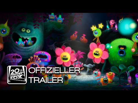 Trolls | Trailer DreamWorks 2016