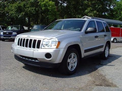 Short Takes: 2005 Jeep Grand Cherokee Laredo (Start Up, Engine, Tour)