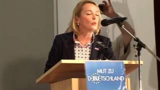 AFD Lauenburg: U. Trebesius Und J. Starbatty Am 11.4.2014 In Mölln