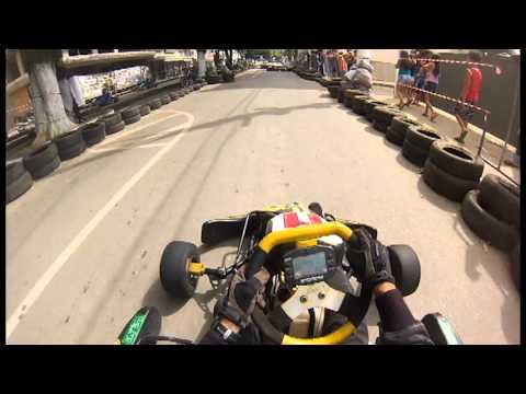 1ª Taça  Jeronimo Monteiro de Kart