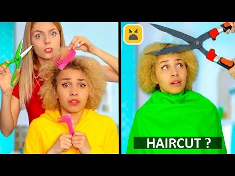 Problems Girls With Curly Hair | Relatable Facts #2