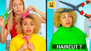 Video Problems Girls With Curly Hair | Relatable Facts #2 MP3, 3GP, MP4, WEBM, AVI, FLV September 2019