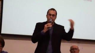 Discurso de Posse do Coordenador Geral Mário Júnior