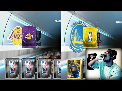 NBA - NBA 2K14 Next Gen MyTeam! BEST Pack Opening ▻Let's aim for 1000 LIKES if you enjoy and want more My Team ▻Follow me on Twitter! http://www.twitter.com/YMDgento MyTEAM Gold, and LA Lakers...