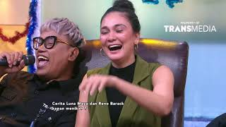 Download Video PAGI PAGI PASTI HAPPY - Luna Maya Artis Cantik Yang Suka Menuai Kontroversi (15/12/17) Part 2 MP3 3GP MP4