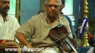 T. N. Krishnan Violin Maestro India