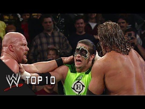 Royal Rumble Fails - WWE Top 10