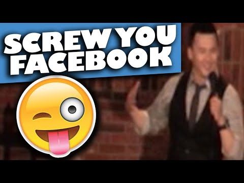 F*ck Your Facebook! (17+ stand up)