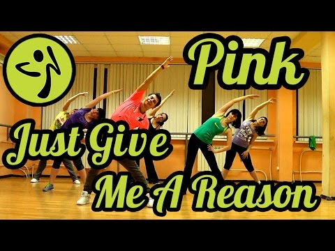 Zumba Fitness – Cooldown – Pink – Just give me a reason