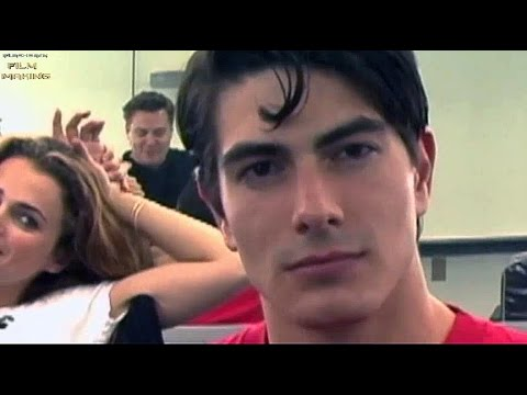 Brandon Routh audition 'Superman Returns' Behind The Scenes