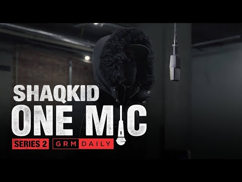 Shaqkid – One Mic Freestyle | GRM Daily