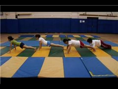 Gymnastics : Lesson Plans for Primary Gymnastics