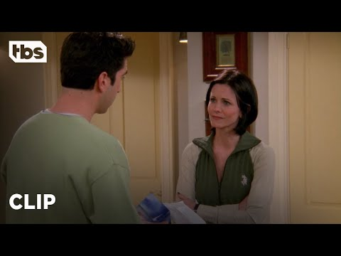 Friends: Emily Wants to Postpone the Wedding (Season 4 Clip)   TBS
