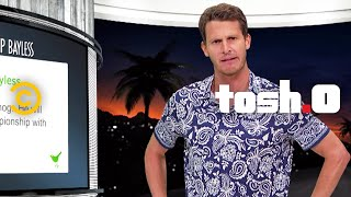 Tosh.0 - Lost Tweets of Skip Bayless