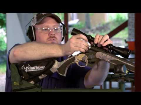 Traditions Firearms -  How to Load & Fire Your Traditions Break Action Muzzleloader