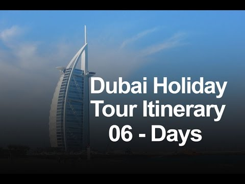 Enjoy Your Holiday With Luxury At Dubai Holidays