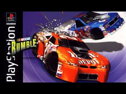 nascar rumble playstation 1