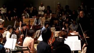 マロ塾ドボルザーク弦楽セレナーデ、3の意味